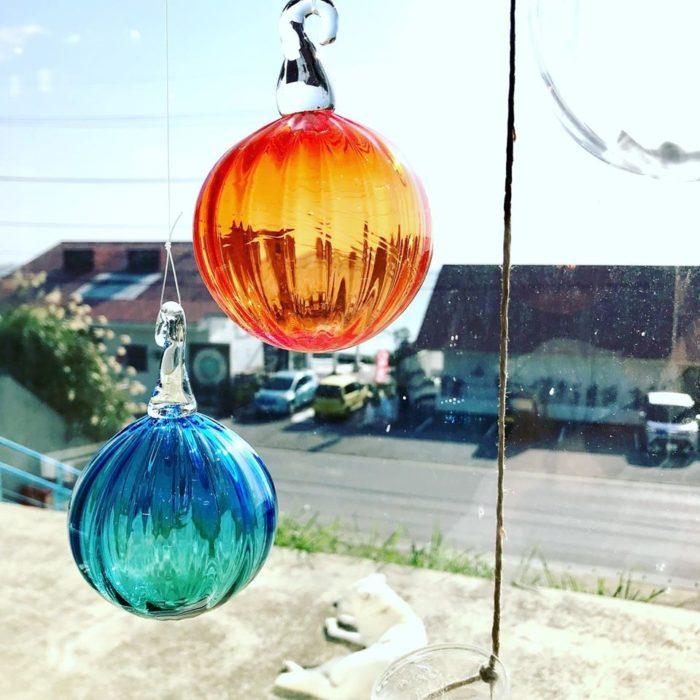 硝子モールボール