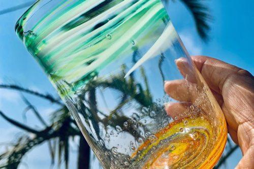 宮古島で琉球吹きガラスをしませんか。