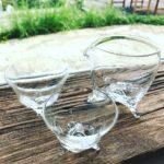 人気のガラスの酒器セット、家飲みに最適!